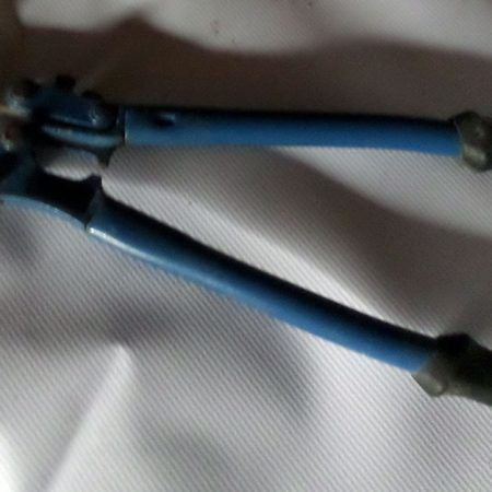 Metalo kirpimo žirklės